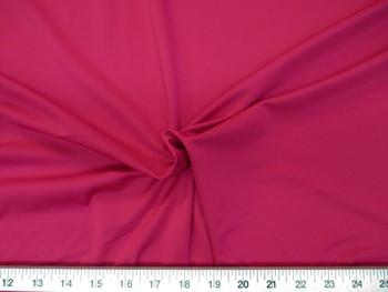 Discount Fabric Lycra /Spandex 4 way stretch Dark Fuschia 706LY