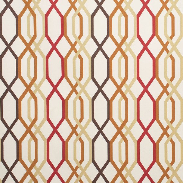 Discount Fabric Richloom Upholstery Drapery Adios Sierra Geometric Lattice 32NN