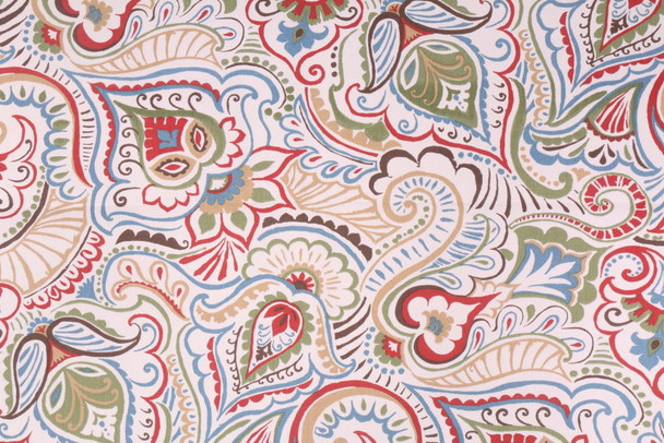 Discount Fabric Richloom Upholstery Drapery Fratella Sierra Abstract Floral 20RR
