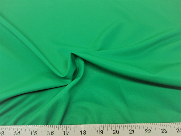 Discount Fabric Challis Apparel Top Weight Grass Green Soft and Flowing 21CH
