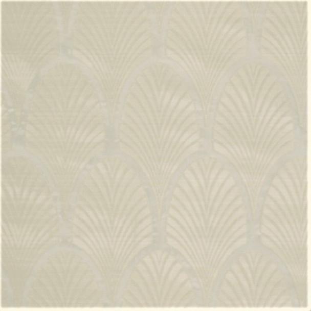 Fabric Robert Allen Beacon Hill Le Veque Eggshell 100% Silk Sheer Drapery 14JJ