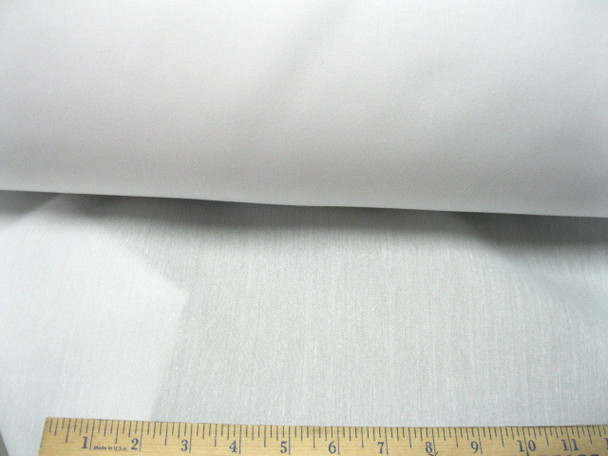 Discount Fabric  Cotton Blend White Lining Material  Pay100
