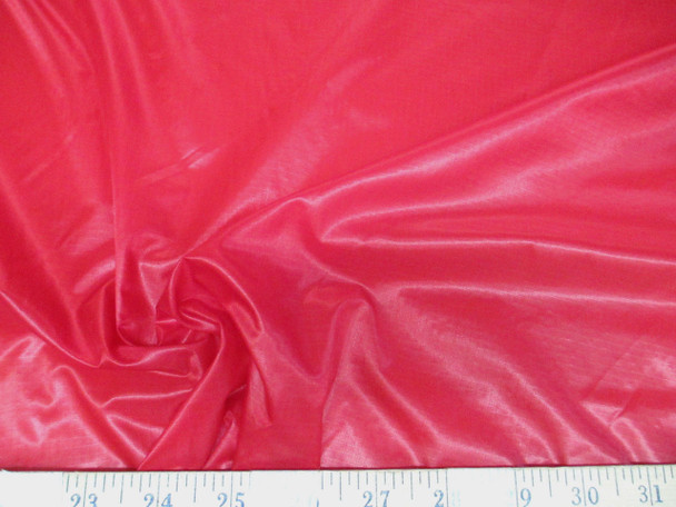 Discount Fabric Ripstop Rip Stop Nylon Water Resistant Red 35RS