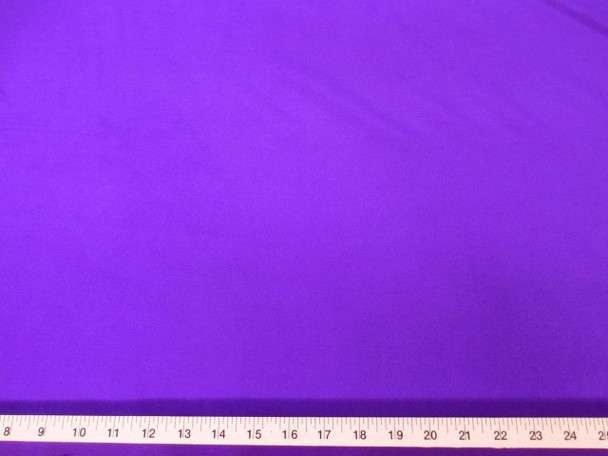 Discount Fabric 62 inches wide Fine Twill Purple 05TW
