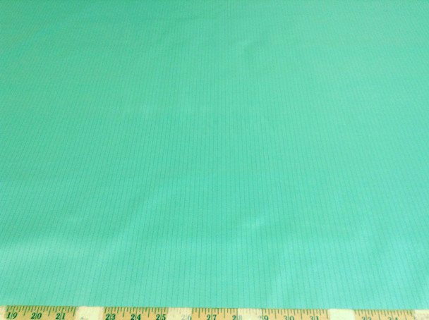 Discount Fabric Ripstop Rip Stop Carbon Stripe Water Resistant Persian Green 1RS