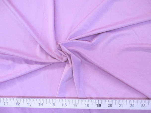 Discount Fabric Light Weight Lycra /Spandex 4 way stretch Lilac Purple 702LY