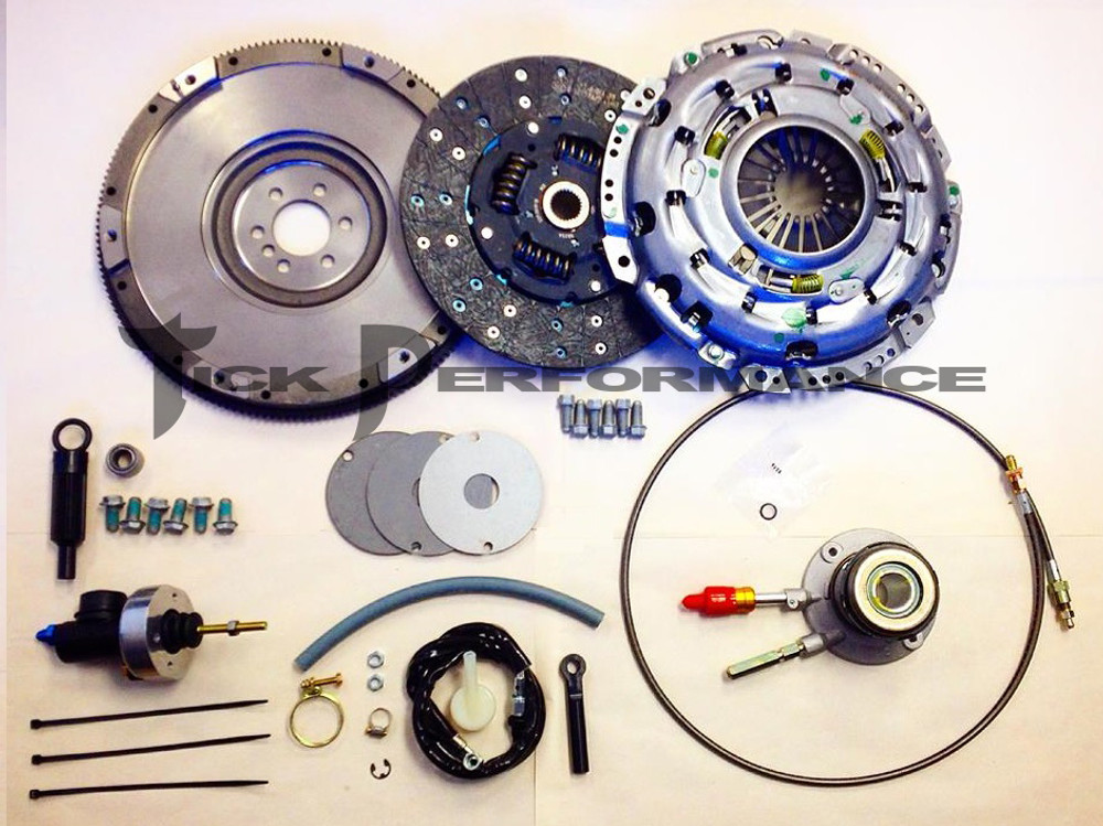 Tick Performance LS7 Complete Clutch & Hydraulic Upgrade Package for 2004-2006 Pontiac GTO