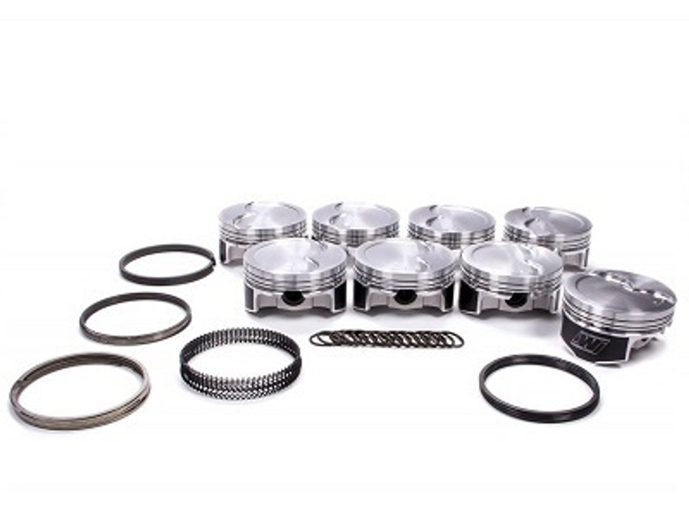 "Wiseco LS Pistons with Rings, 4"" Stroker, Nitrous/Turbo"