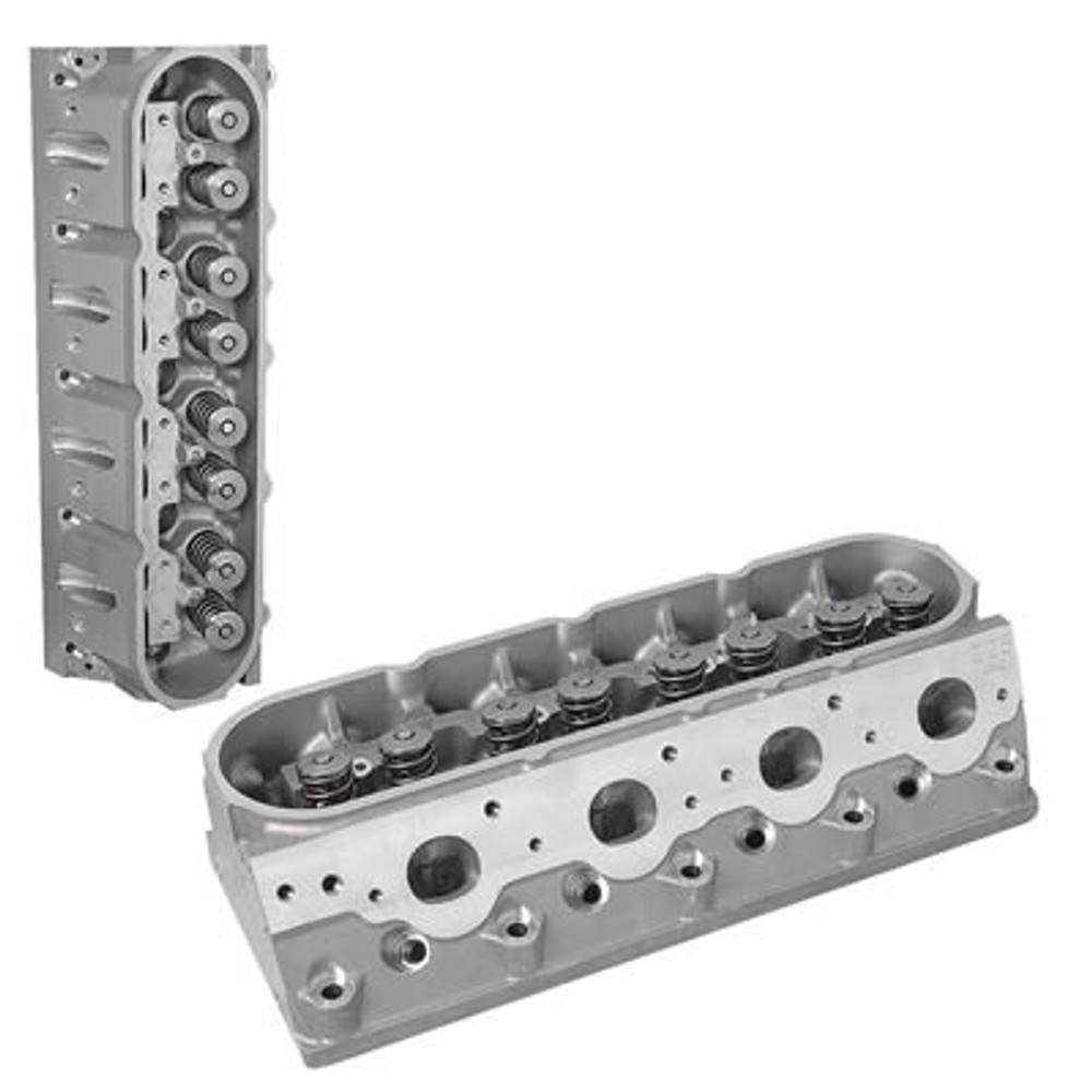 Trick Flow 215CC Cylinder Heads For GM LS1