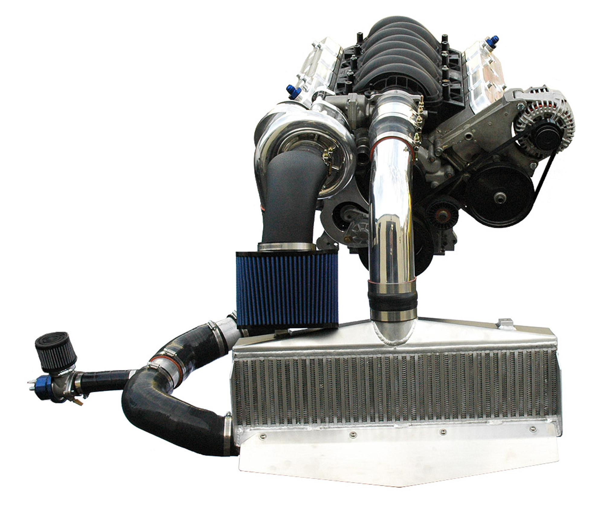 2000 Mustang Gt Vortech Supercharger: A&A Corvette Vortech Supercharger Kit For 05-11 Corvette