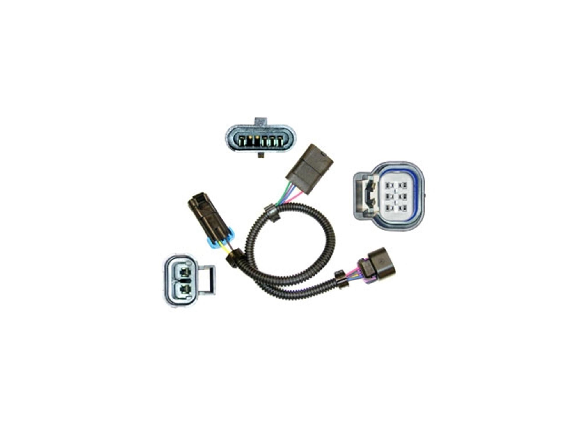 casper u0026 39 s throttle body adapter harness ls2 to ls1