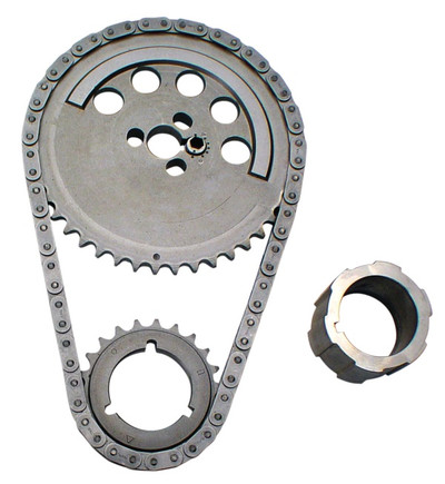Cloyes Billet Steel Single Roller Hex-A-Just Timing Set for LS1 & LS2