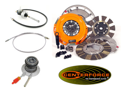 Tick Performance & Centerforce DYAD Complete Clutch & Hydraulic Upgrade Package for 2004-2006 Pontiac GTO