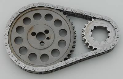 Cloyes Billet Steel Timing Set for LT1 Engines