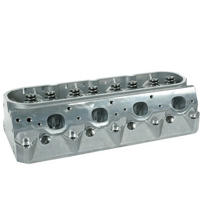 """Dart PRO1 15° 250cc LS CNC Cylinder Head 1.295"""" Dual Springs for Hydraulic Roller 2.080/1.600 .650"""" for LS1 Part #11071143"""