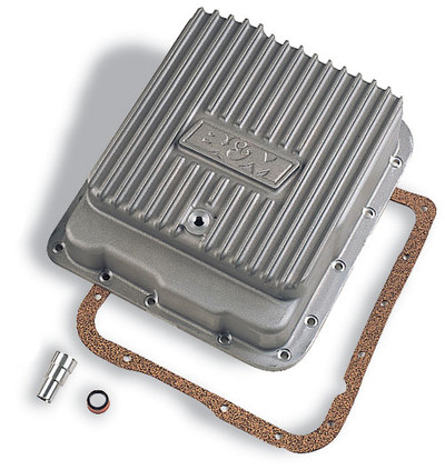 B&M Deep Transmission Pan for 4L60E Transmissions