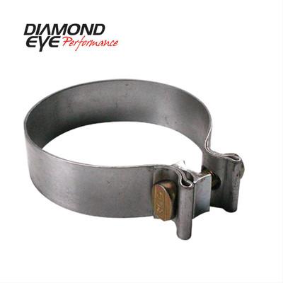 Diamond Eye Performance Band Clamps