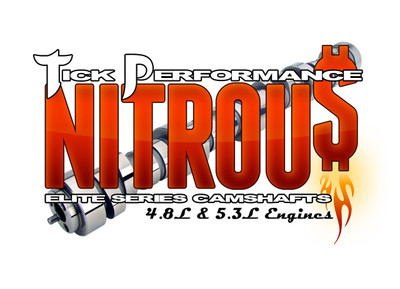 Tick Performance NITROU$ Camshaft for 4.8L & 5.3L Engines