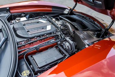 Halltech Stinger CFV Carbon Fiber Limited Edition Cold Air Intake System for 2015-17 Corvette C7 Z06