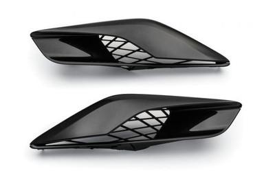 GM Performance Z06 Quarter Panel Vents for 2014+ Corvette Z51, Parts #23373152