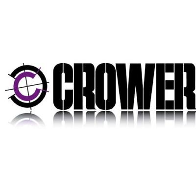 Crower Titanium Retainers For Ls1 Spring 8Mm Valve , Part #87018T-16