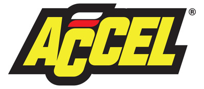 ACCEL Distributors, Dist, Chev V8 Hei W/Black Cap & Vac Adv, Part #59107K