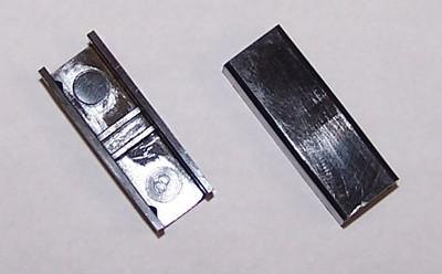Tremec #123 5th/6th Shift Fork Pad Set for TR-6060