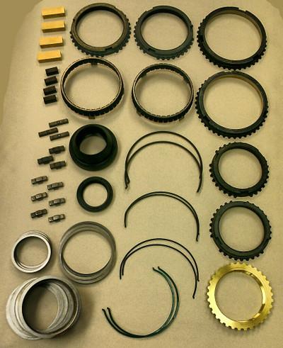 TICKshift Level 2 T56 Rebuild Parts-Only Kit for 1993-02 LT1 or LS1 Camaro & Firebird T56 Transmissions