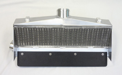 A&A Corvette Ram Air Intercooler (1997-2004)