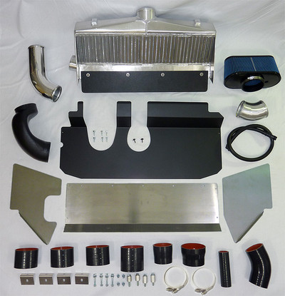 A&A Corvette Upgrade Kit - Stage 2 (1997-2004)