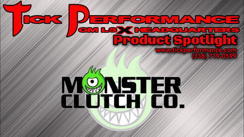 Product Spotlight: Monster Clutches