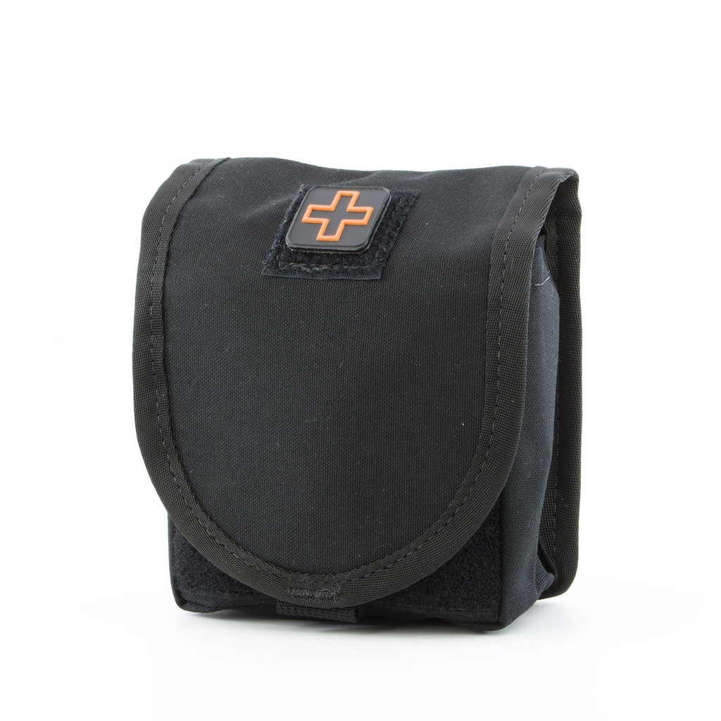 SQUARE Med Pouch - Black