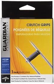 Medline G00017 GUARDIAN HAND Crutch GRIP,CLOSED,GRAY,CS 8/CS