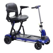 Drive Medical FLEX-AUTO ZooMe Auto-Flex Folding Travel Scooter (FLEX-AUTO)