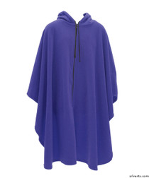 Silvert's 271000601 Mens Wheelchair Cape & Womens Adaptive Wheelchair Cape Clothing , Size ONE, VIOLET