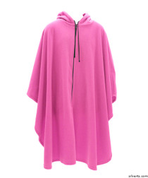 Silvert's 271000901 Mens Wheelchair Cape & Womens Adaptive Wheelchair Cape Clothing , Size ONE, PINK