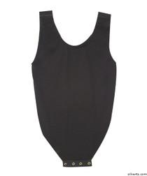 Silvert's 501300102 Mens Special Needs Undergarment , Size Medium, BLACK
