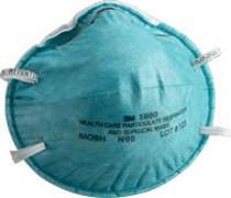 3M N95 Health Care Respirator Small (3M-1860S)