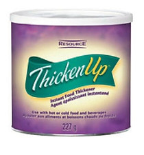 Nestle 9521724 RESOURCE THICKENUP® INSTANT FOOD THICKENER, 227g can (Case of 12)