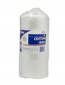 """Dukal CR1-12 Cotton Roll, 1 lbs, 11.75"""" x 2.45 yards, Case of 12"""
