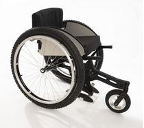 Trackz Mobility HP1 Wheelchair, Black