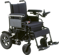"Drive CPN16FBA Cirrus Plus EC Folding Power Wheelchair, 16"" Seat (CPN16FBA)"