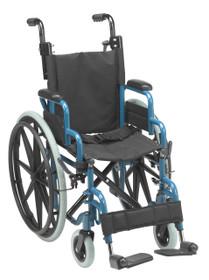 Drive WB 1400 Wallaby Pediatric Folding Wheelchair