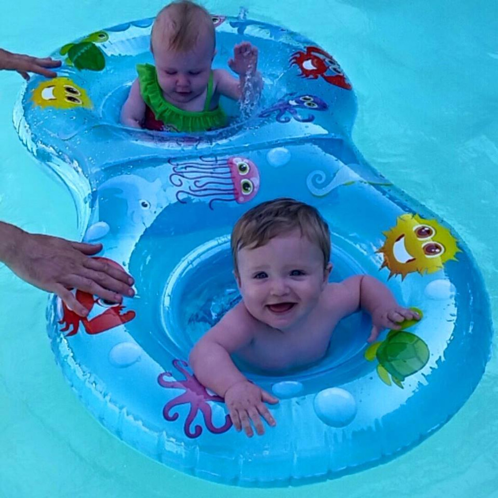 Pool Float For Twins