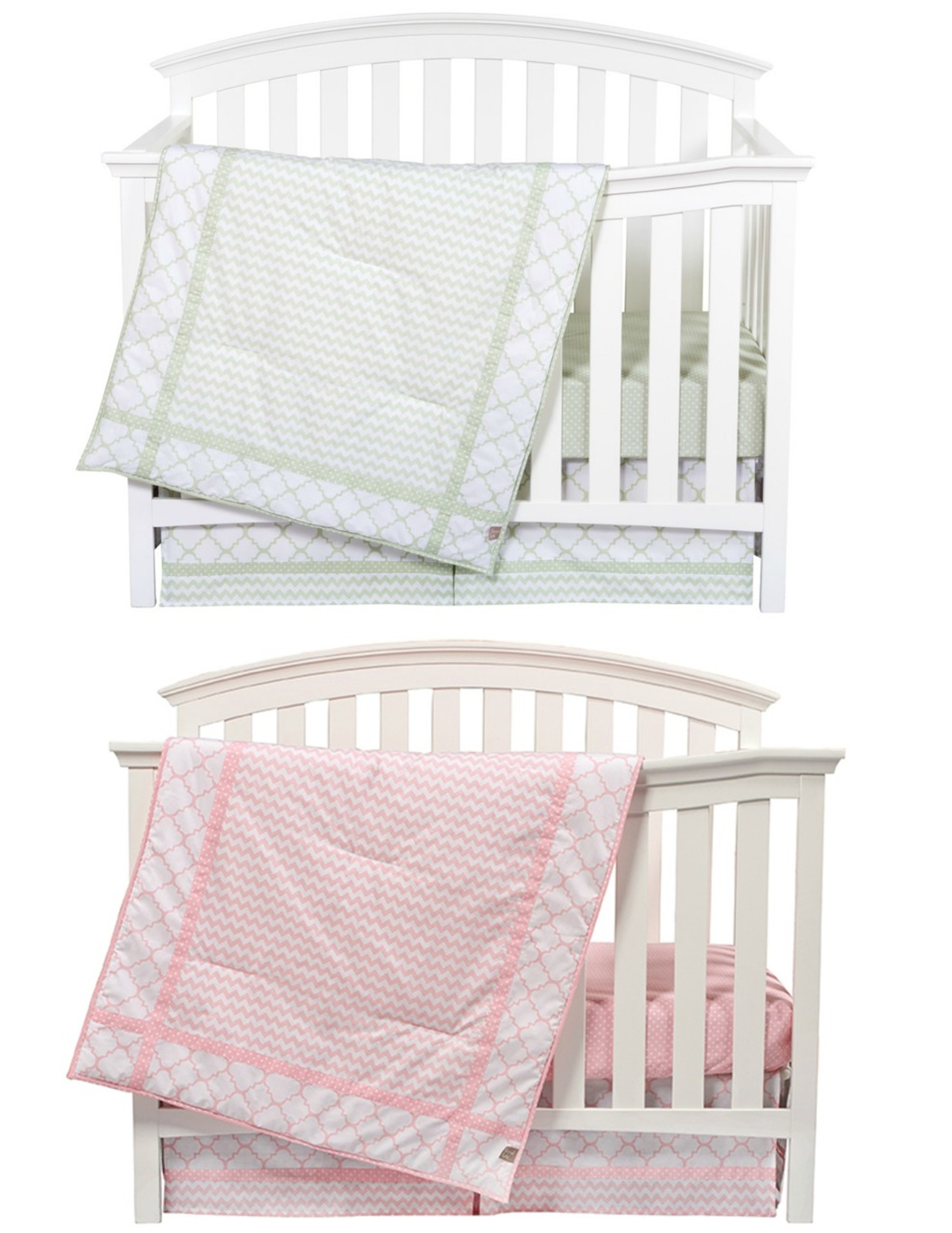 Pink Nursery Bedding Sets Thenurseries