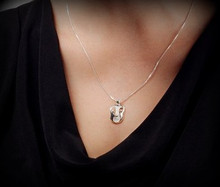 Mother of Twins Necklace