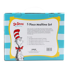 Dr. Seuss Mealtime 5 Piece Set