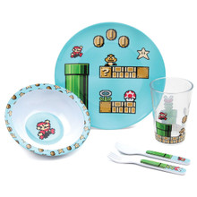 Nintendo Mealtime 5 Piece Set