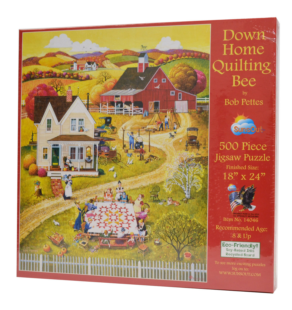 Down Home Quilting Bee Wholesale Puzzles