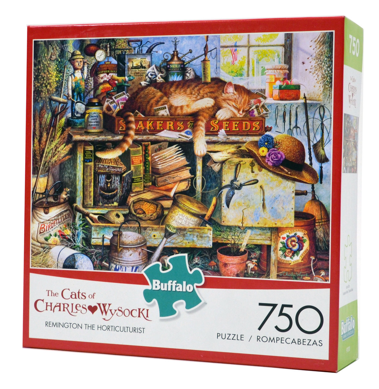 Remington The Horticulturist Wholesale Puzzles